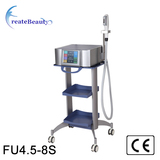 high intensity focused ultrasound lifting machine