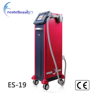 unique design handpiece 808nm diode laser permanent hair removal