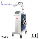 Professional High Pressure 4 bar water oxygen jet peel skin rejuvenation machine