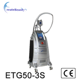 3 handles cryolipolysis stubborn fat remove machine