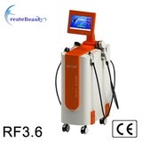 Multipolar RF beauty equipment for slimming