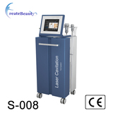 multifunction Vacuum cavitation RF lipo Laser slimming machine