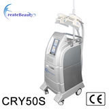 Cryotherapy vacuum machine
