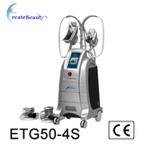 4 handles cryolipolysis